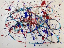 pollock action paintings 1