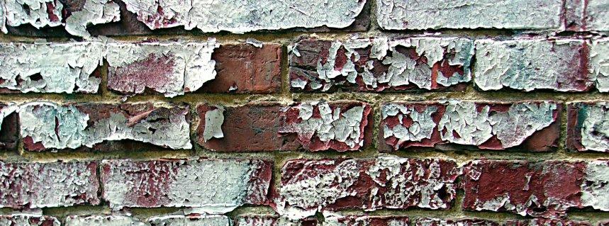 x brick background