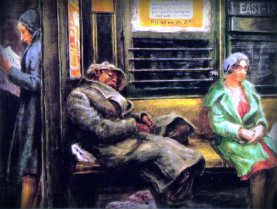 reginald marsh why not use the L