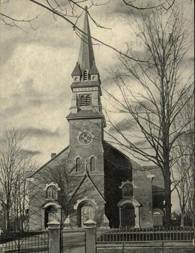 St. Mary's R.C. Church Waltham, MA