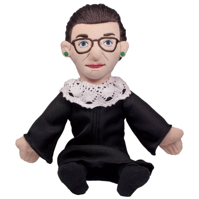 rbg_think doll