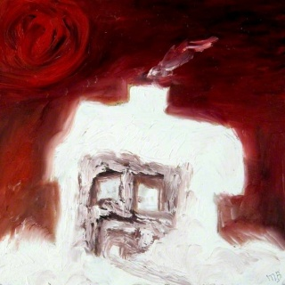 Barnes, Mary; Heavy Snowfall; Glasgow Museums; http://www.artuk.org/artworks/heavy-snowfall-83137