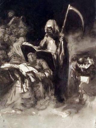 nightmare Francisco de Goya