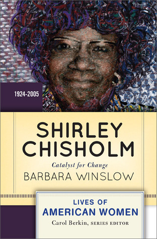 """If they don't give you a seat at the table, bring a folding chair."" ― Shirley Chisholm"